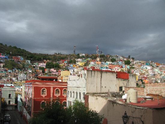 Hotel Real Guanajuato: Vista 1
