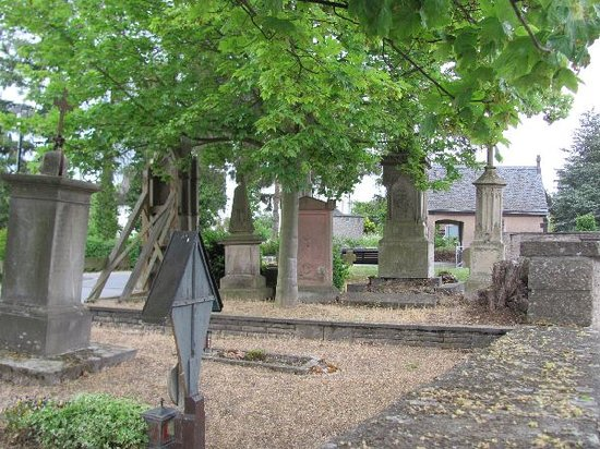 Cemetery Muenstermaifeld