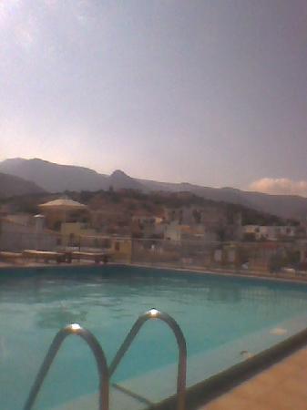Akti Olous Hotel: Rooftop pool