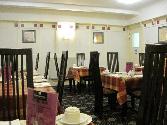 Rennie Mackintosh Art School Hotel: Frühstücksraum