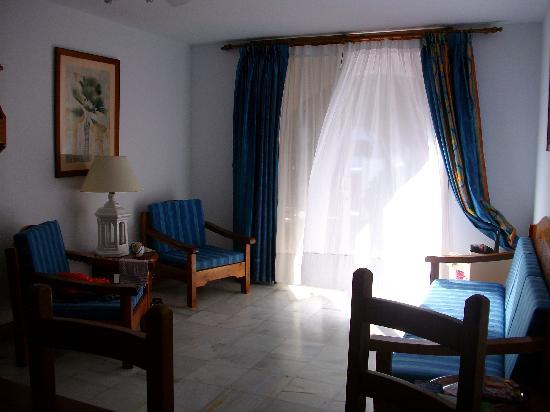 Parque Santiago: nice clean rooms