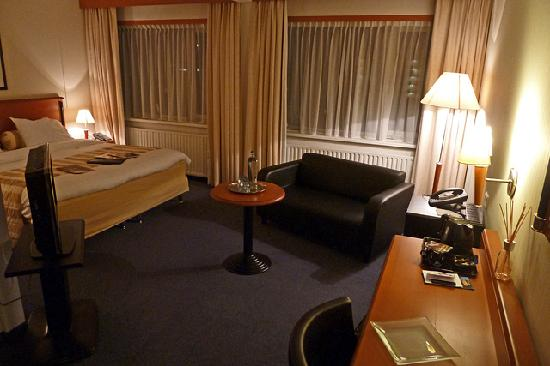 Best Western Plus Hotel Haarhuis: Junior Suite room