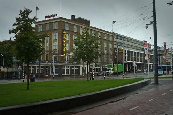 Best Western Plus Hotel Haarhuis: Exterior of Hotel