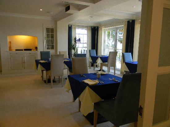 Blue Hayes Hotel: Dining Room