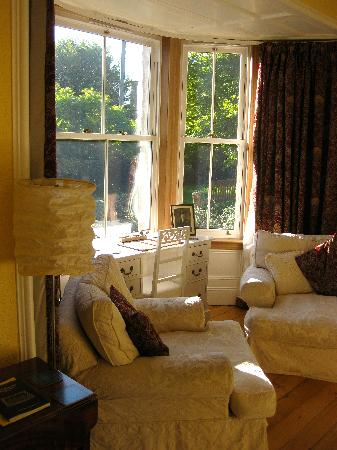 Cawdor House: The Sitting Room