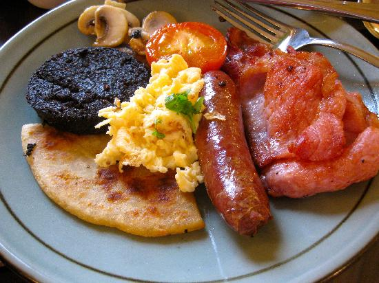 Cawdor House: Mairi's Scottish Breakfast