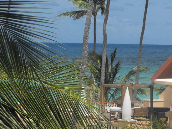 Majestic Colonial Punta Cana: view from our balcony rm 4337