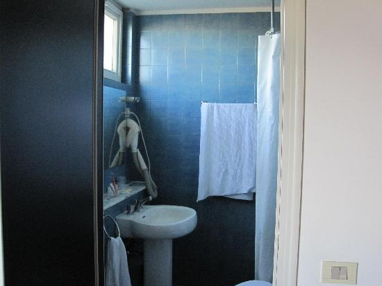 Hotel Mistral: bathroom