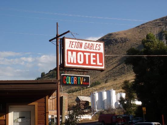 Teton Gables: Exterior