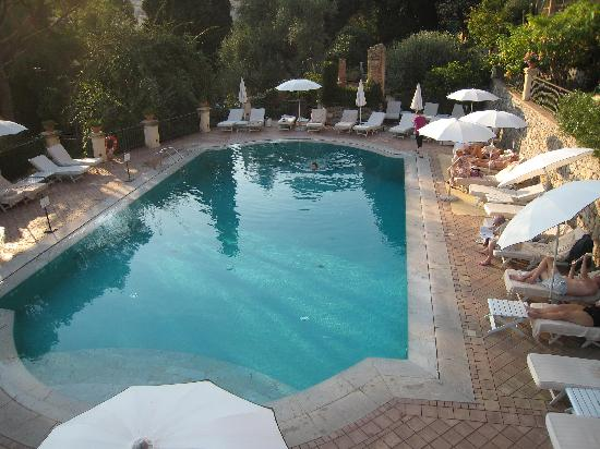 The Swimming Pool Picture Of Belmond Grand Hotel Timeo Taormina Tripadvisor