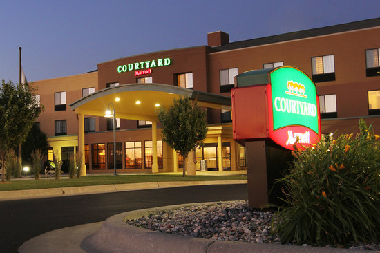 Courtyard Fargo Moorhead, MN: Welcome to Courtyard by Marriott Moorhead