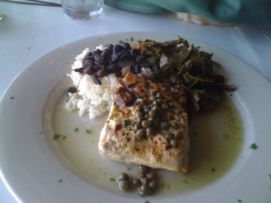 Morgan Creek Grill: Vwry good mahi mahi