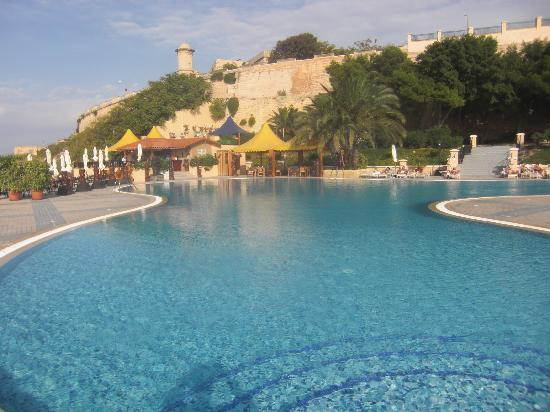 Excelsior Grand Hotel : Pool