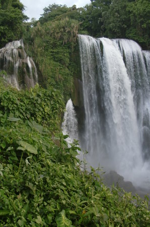 Pulhapanzak Waterfall