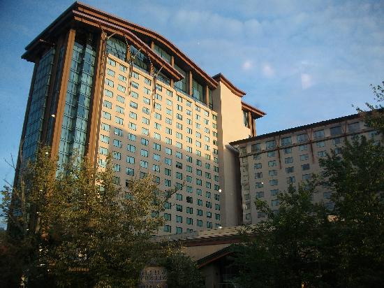 Harrah's Cherokee Casino Resort: Harrah's Cherokee Casino & Hotel