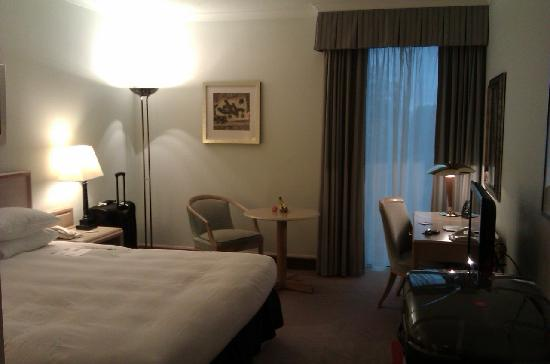 โรงแรมฮิลตัน ลอนดอน แกตวิค แอร์พอร์ต: Standard room