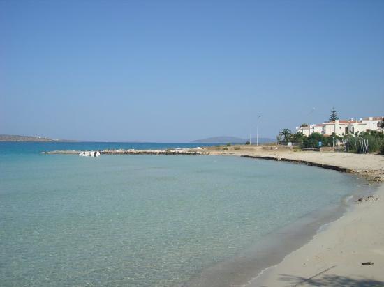 Altin Yunus Resort & Thermal Hotel: Nice beach