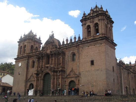 Cathédrale Notre-Dame-de-l'Assomption : Cusco Cathedral