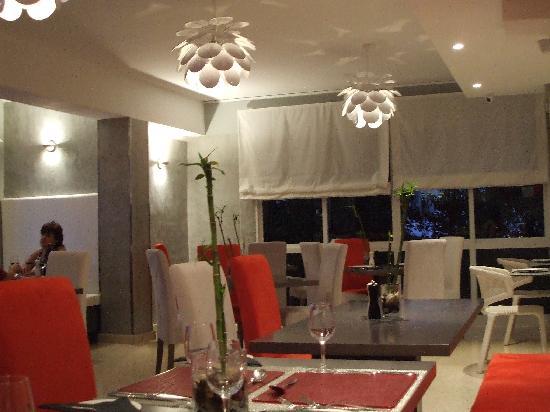 Playas del Rey Hotel: playas del rey restaurant