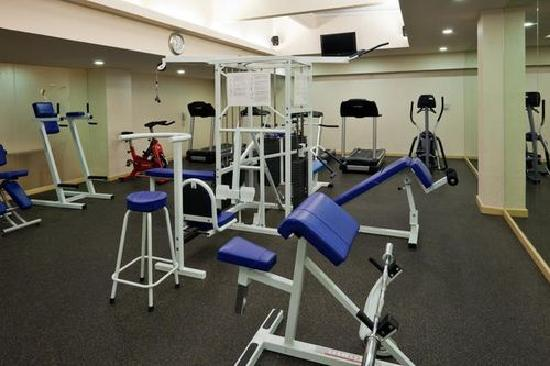 Holiday Inn Ciudad de Mexico Trade Center: Fitness Center