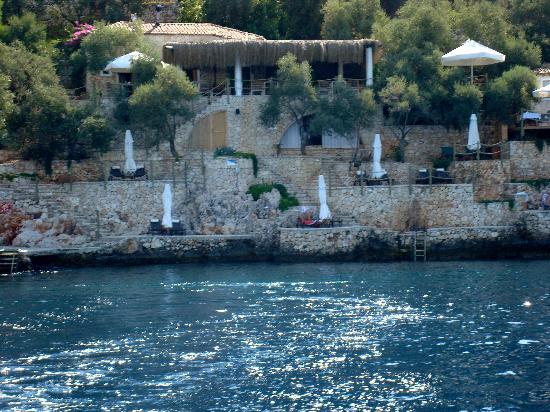 Hotel Villa Mahal: Lounging Platforms