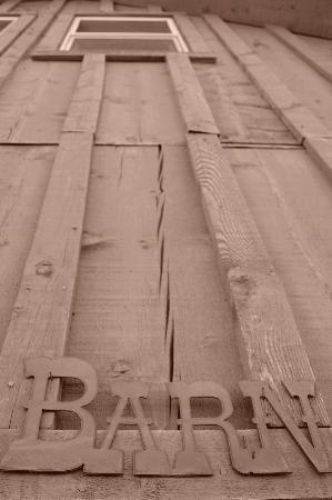Cottonwood Meadow Lodge: The Barn