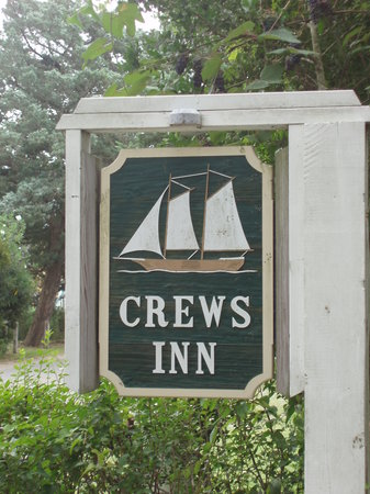 Crews Inn B&B: We're here!