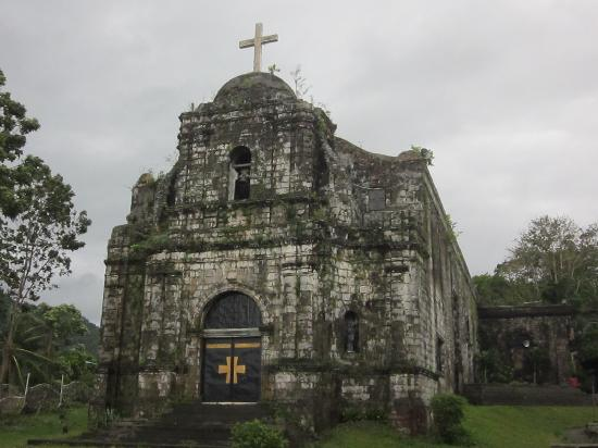 Virac, Filipiny: the bato church
