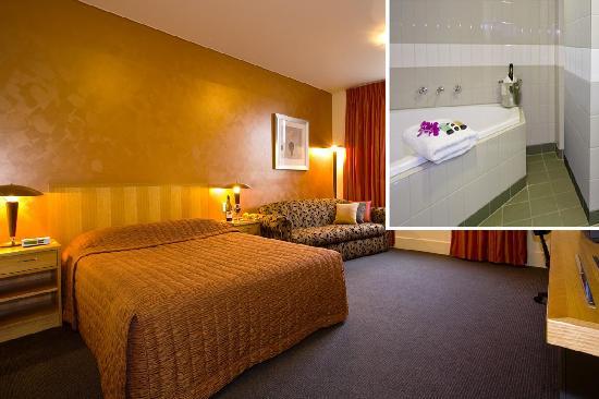 Hemisphere Hotel: Executive Spa Suite