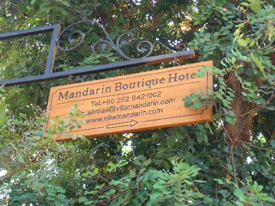 Mandarin & Mango Boutique Hotels: Knowing you've arrived