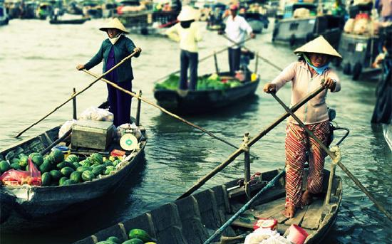 Vietnam Group Tour: Mekong Delta