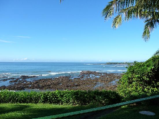 Hotel Villa Romana: The View from our Room
