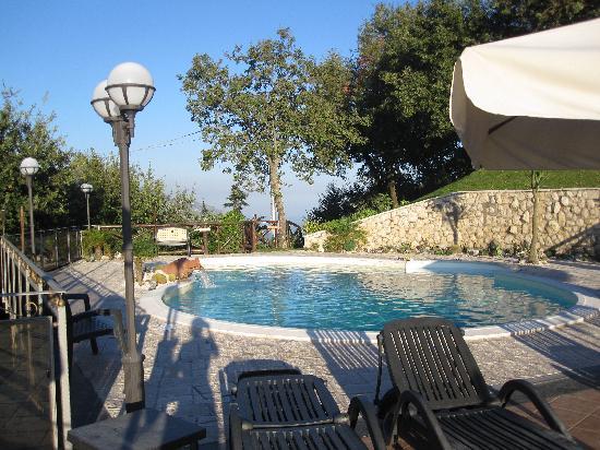 Hotel Prestige Sorrento: The Pool