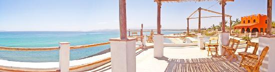 Kite Paradise Hotel & Resort: million dollar views