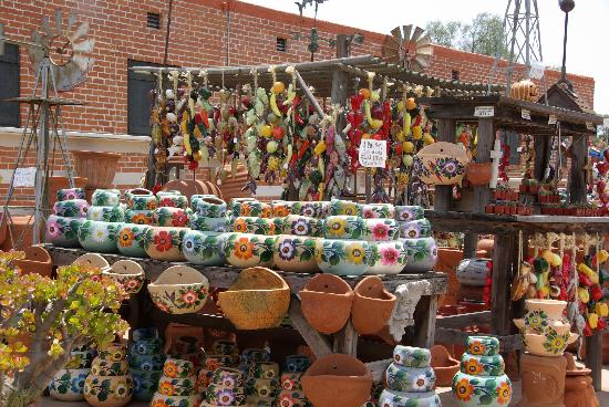 Pottery Shop Old Town Picture Of Old Town San Diego State Historic Park San Diego Tripadvisor