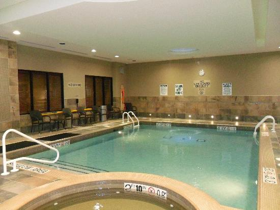 SpringHill Suites Toronto Vaughan - UPDATED 2018 Hotel Reviews & Price Comparison (Canada ...