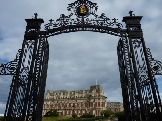 Ferme de Honzac : Biarritz