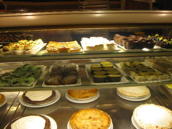 Peachy Dessert Picture Of Flavors The Buffet Las Vegas Interior Design Ideas Clesiryabchikinfo