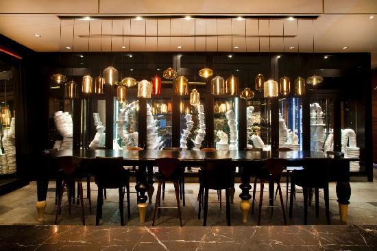 Kitchen (W Hotel Hong Kong) - Yau Tsim Mong District - Restaurant ...