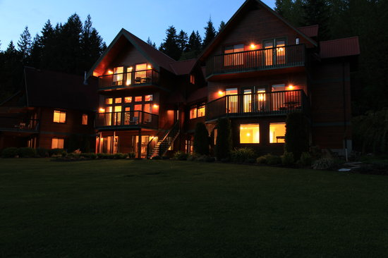 The Lodge at Twin Creeks : Peaceful