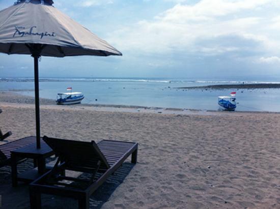 Mahagiri Villas : Mahagiri 'beach club'