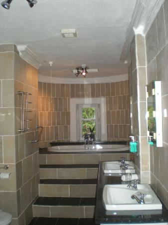 Crieff, UK: The amazing tub- I LOVED it!