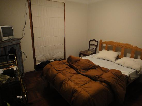 Inkawasi Backpacker Hostel: Chambre