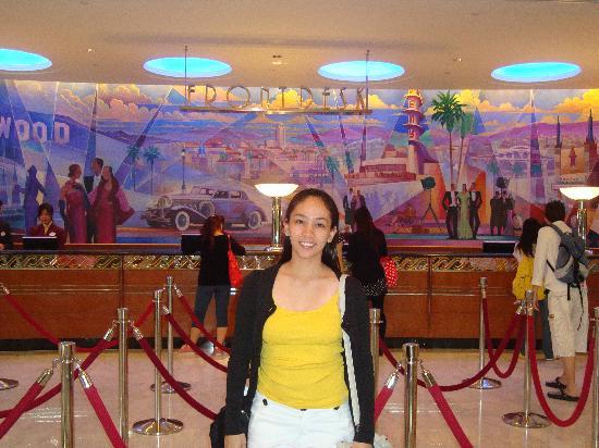 โรงแรมดิสนีย์ ฮอลลีวู้ด ฮ่องกง: hollywood hotel