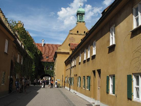 Augsburg, Alemanha: Fuggerei