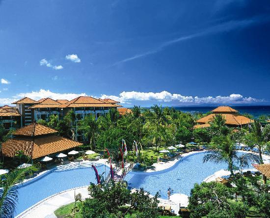 Ayodya Resort Bali - Main Swimming Pool