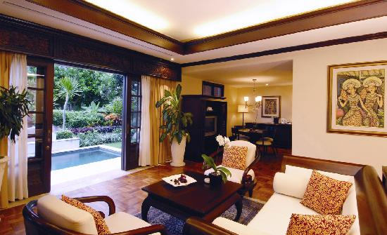 Ayodya Resort Bali: Ayodya Resort Bali - Kausalya Suite