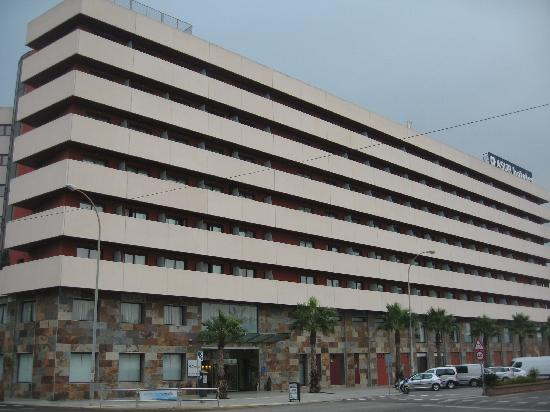 Ohtels Campo de Gibraltar: External view of hotel