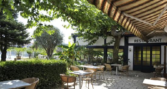 Abaca Ypua Hotel Restaurant : abaca ypua hotel bidart