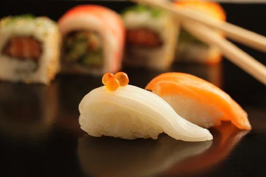 Hibachi: Sensational Sushi.